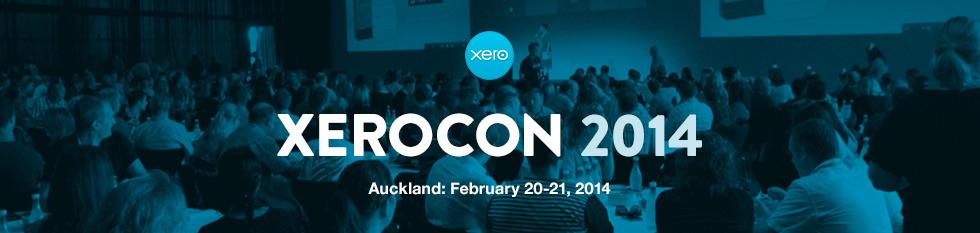 Xerocon Auckland 2014 logo