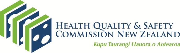 Quality improvement in aged residential care - regional workshops logo