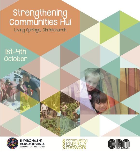 Strengthening Communities Hui 2017 logo