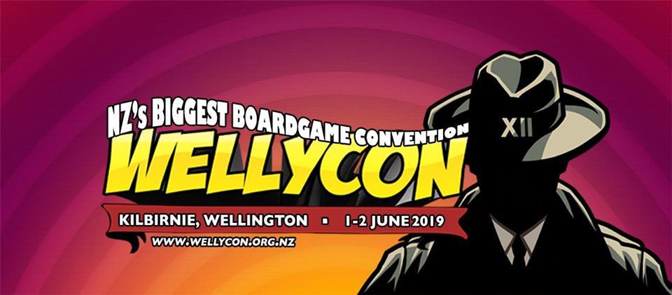 Wellycon 2019 logo