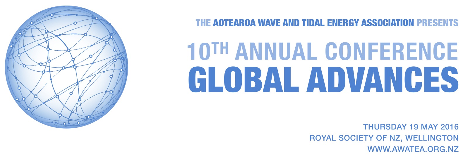 Wave and Tidal Energy Conference 2016: Global Advances logo