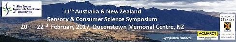 11th Australia & New Zealand Sensory & Consumer Science Symposium logo