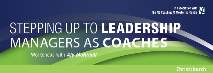 Leadership and/or Coaching in Christchurch logo