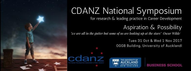 CDANZ National Symposium, AGM & Gala Dinner 2017 logo