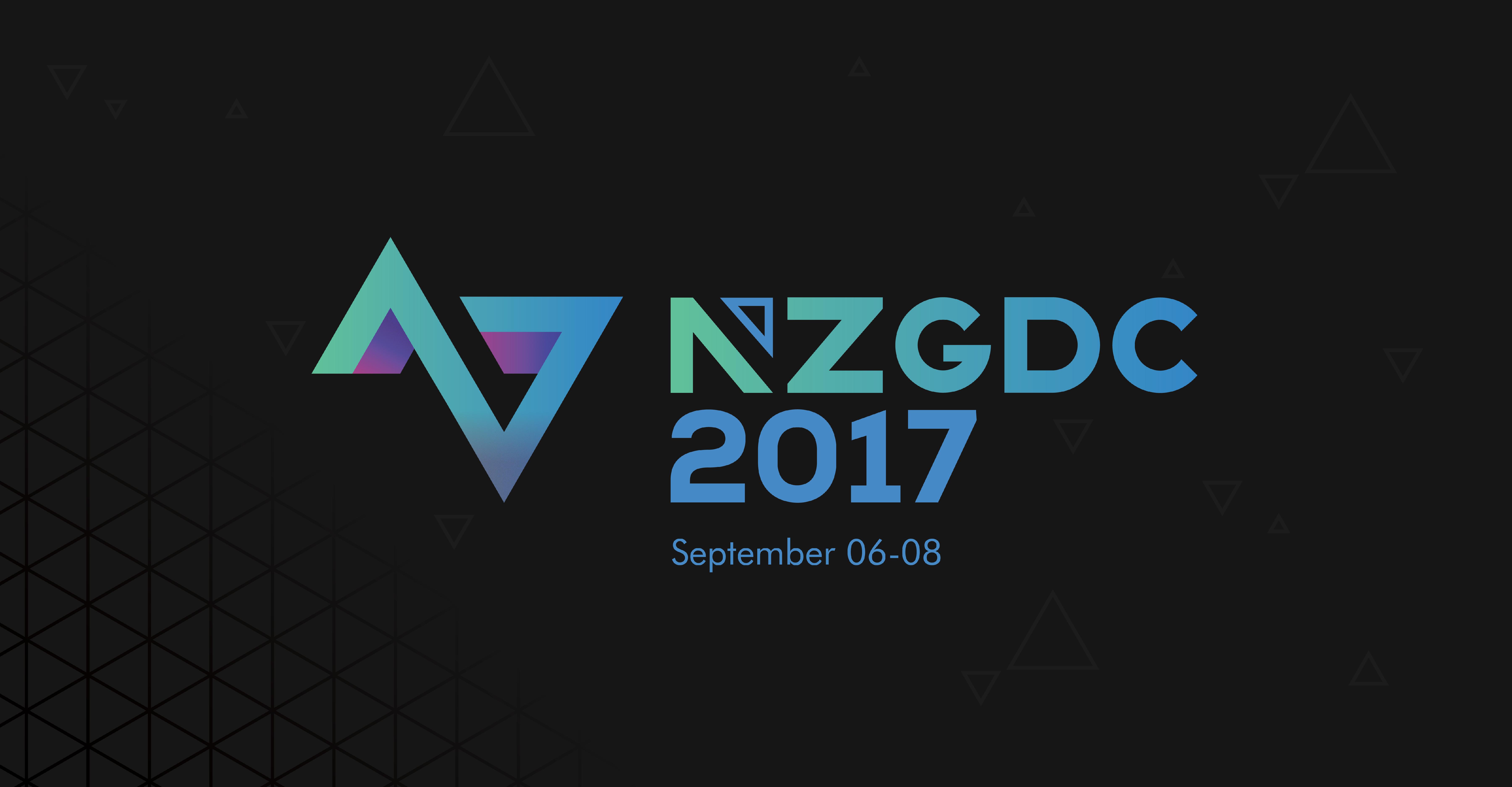 NZGDC17 Workshops logo