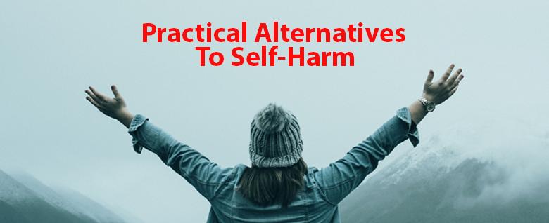 Practical Alternatives to Self-Harm Wellington 2019 logo