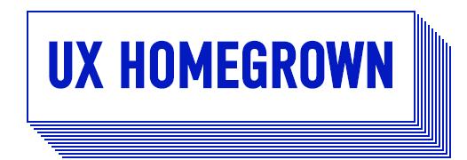 UX Homegrown 17 logo