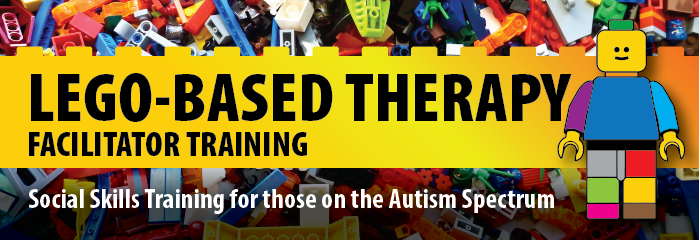 LEGO Based Therapy 2021 - Christchurch - 11 June 2021 logo