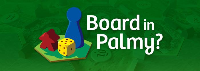 Board in Palmy 2017 logo