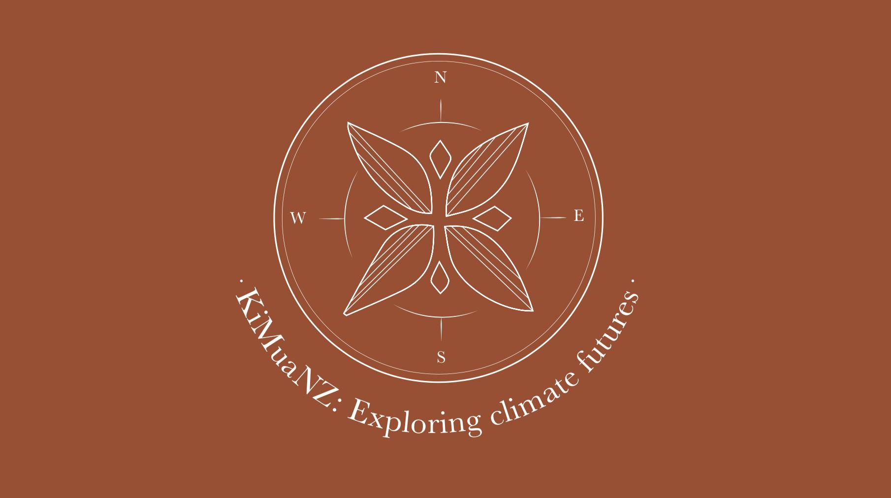 KiMuaNZ: Exploring Climate Futures Workshop - Finale Presentation at Government House logo