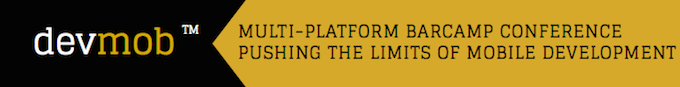 Devmob 2015 logo