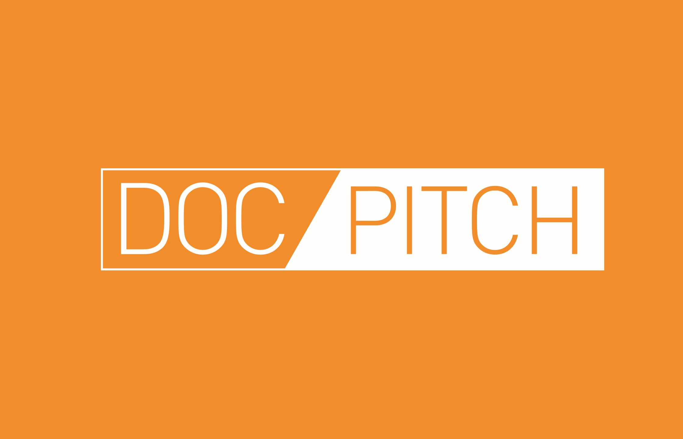 Doc Pitch 2019 Submission logo