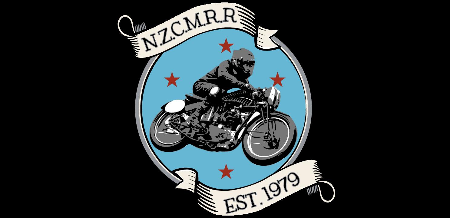 NZCMRR 40th Classic Festival at Pukekohe logo