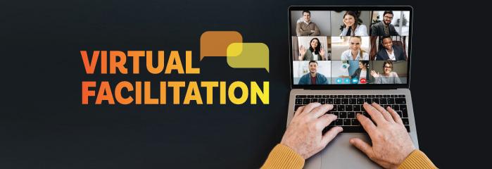 Virtual Facilitation - Online Workshop June 2021 logo