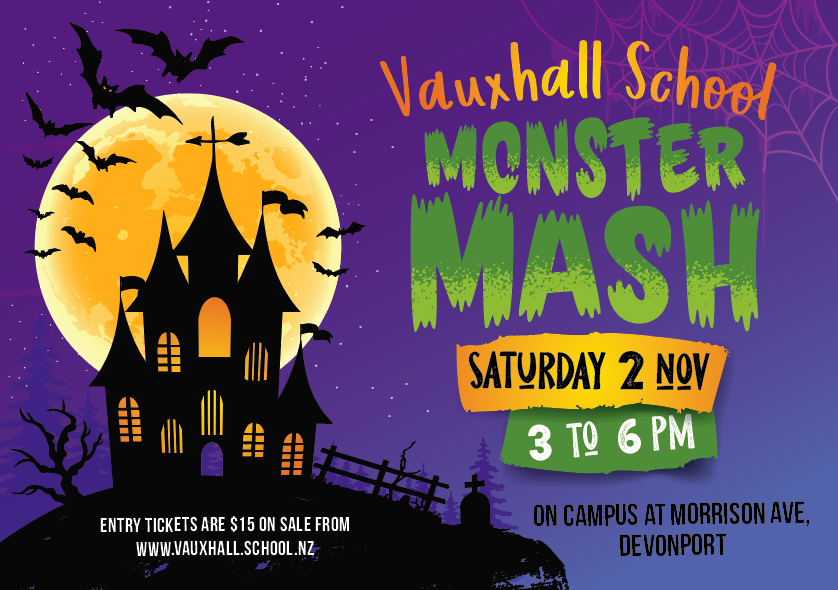 Monster Mash  2019 logo