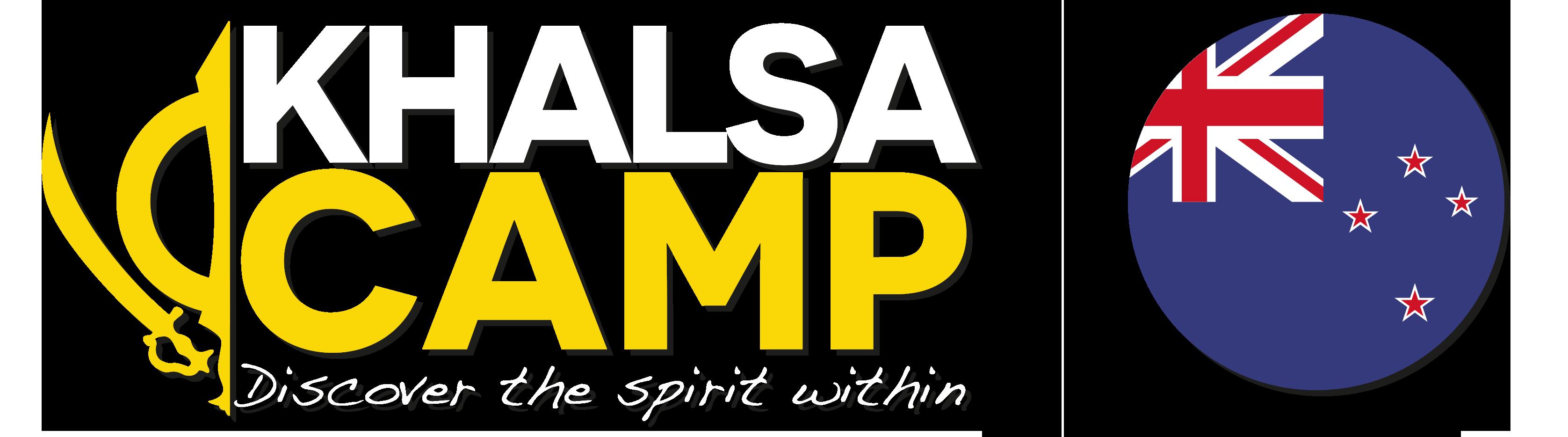 Khalsa Camp NZ 2018 logo
