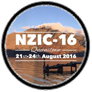 NZIC-16 logo