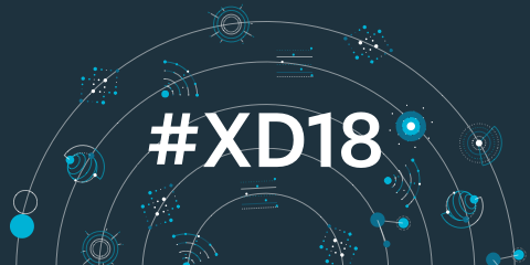 XD18 Denver - Xero Developer Roadshow logo