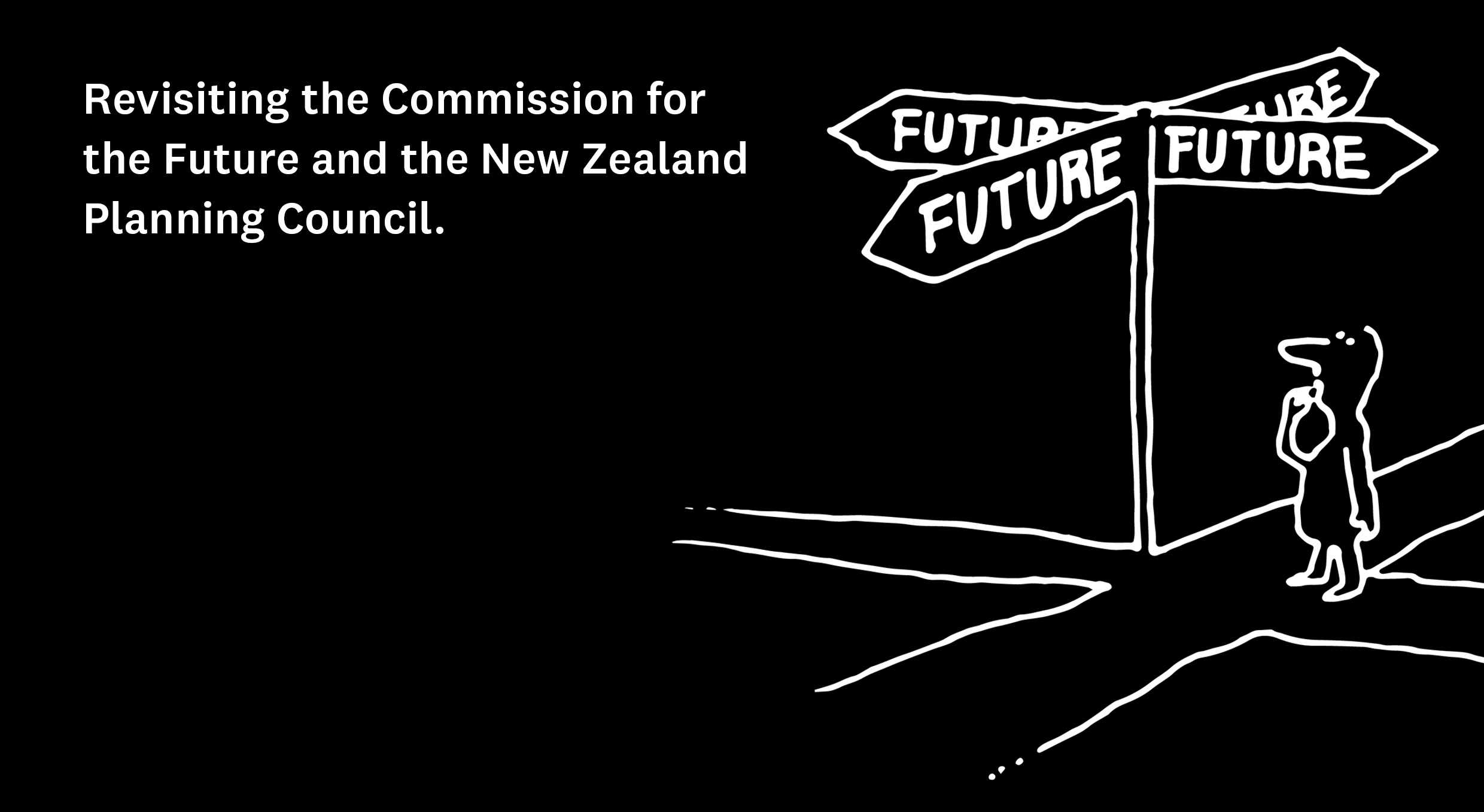 Revisiting the Commission for the Future and the New Zealand Planning Council. logo