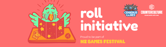 Roll Initiative: Learn to play Dungeons & Dragons logo