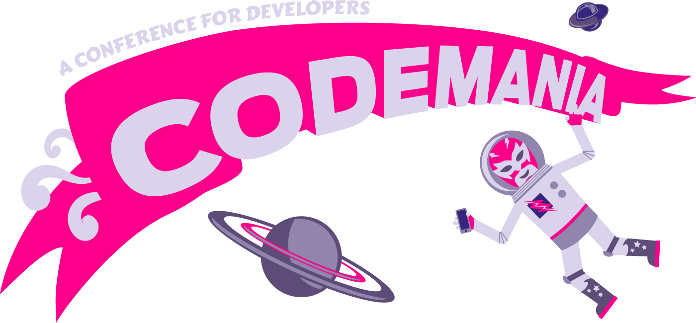 Codemania 2016 logo